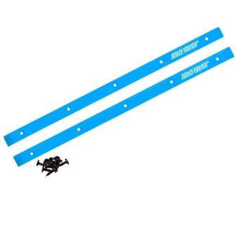 "SC Slimline Rails 14"" Blue"