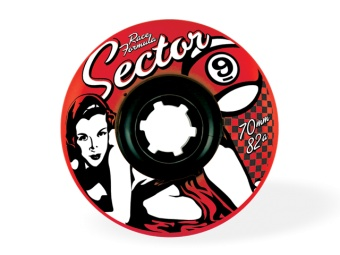 Sector9 70mm Freeride 82A (R