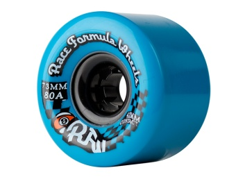 Sector9 70mm Freeride 80A (Blå)