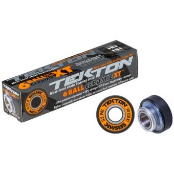 Tekton™ 6-Ball XT™ Ceramic Built-In Bearings