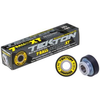 Tekton™ 7-Ball XT™ Ceramic Built-In Bearings