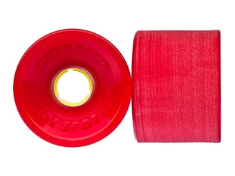 Seismic Hotspots 69mm, 80A Red