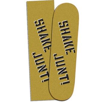 Shake Junt Griptape Gold/Blk