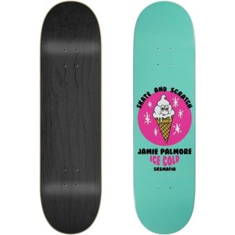 Sk8mafia 8.375 Palmore Skate and Scratch deck