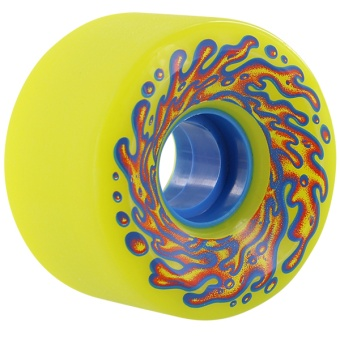 SC Slime Balls 60mm 78A Yellow