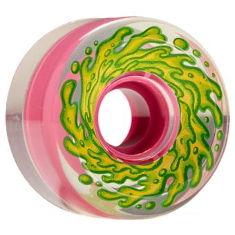 SC Slime Balls 60mm 78A Clear Pink