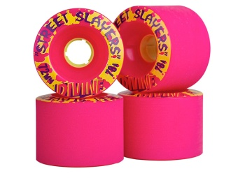 Divine 72mm Street Slayers 78A Hot Pink