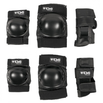 TSG Junior Skate Set Black