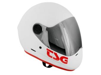 TSG Pass (Gloss White)