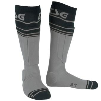 TSG Riot Sock Grey
