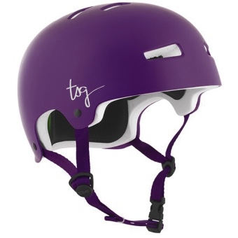 TSG Evolution Satin Purple