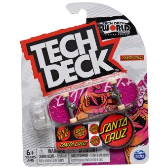 Tech Deck 96mm Fingerboard Santa Cruz