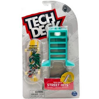 Tech Deck Street Hits Slide