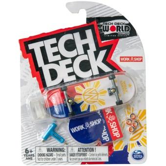 Tech Deck 96mm Fingerboard Alien Workshop