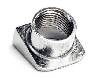 Threaded Insert toe stop 5/8""