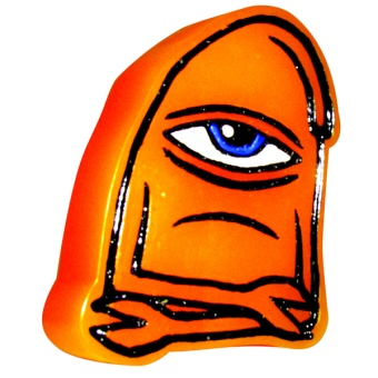 Toy M Sect Orange Curb Wax