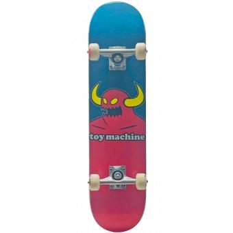 Toy M 7.38 Monster Mini Blue Komplett