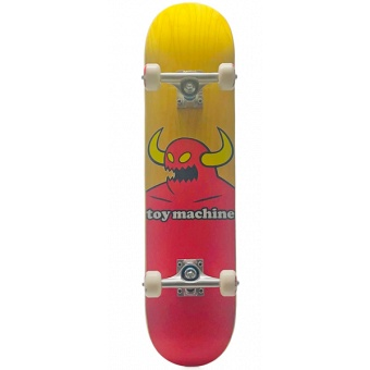 Toy M 7.38 Monster Mini yellow Komplett