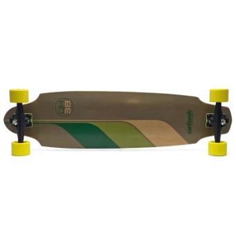 Wefunk DH38 komplett longboard