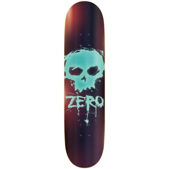 Zero 8.5 Blood Skull Color Copy Skateboard