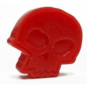 Zero Skull Skate Wax Red