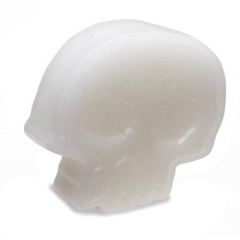 Zero Skull Skate Wax White