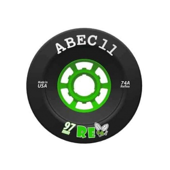 Abec11 97mm 74A Refly Black
