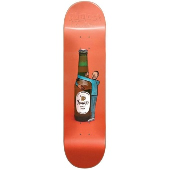 Almost 8.0 JJ Cutout R7 Skateboard