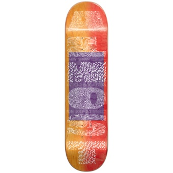 Almost 8.5 Fat Font R7 Skateboard