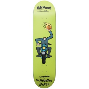 Almost 8.375 Cooper Monster R7 Skateboard