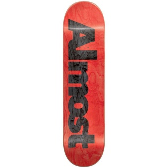 Almost 8.25 Ultimate logo R7 Skateboard