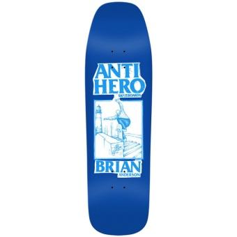 Antihero 9.25 Anderson Lance deck