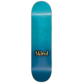 Blind 7.5 OG Spray Fade Blue Skateboard