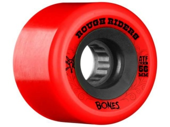 Bones Rough Rider 56mm Red (ATF)