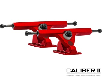 Caliber II trucks 184mm 50° (Tyler Howell)