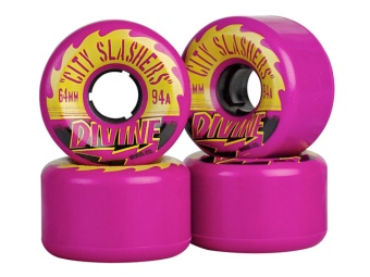 Divine 64mm CitySlashers 94A Purple