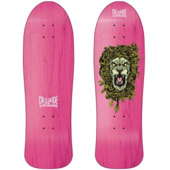 Cruzade 9.0 Medusa Skateboard