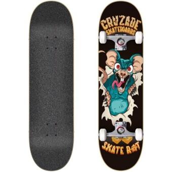 Cruzade 8.25 Skate Rat komplett