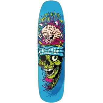 Cruzade 8.75 Brain Skateboard