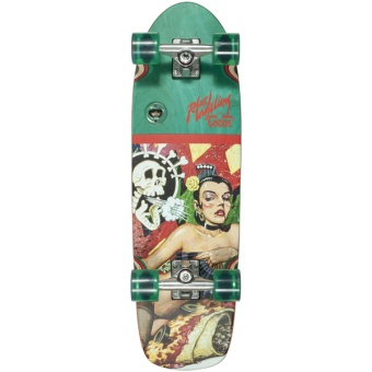 "Dusters 31"" Enchiladas Cruiser Skateboard"