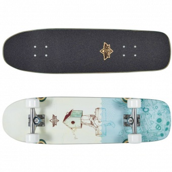 "Dusters 30.75"" Grind Perch Cruiser Skateboard"