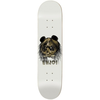Enjoi 8.375 80's Head Metallic R7 Skateboard