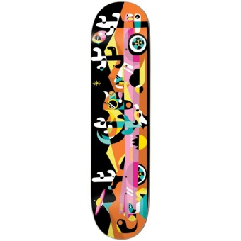 Enjoi 8.0 Zoonchez R7 Skateboard
