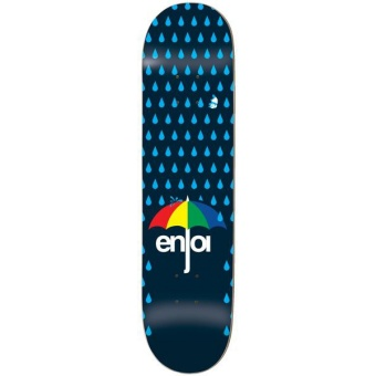 Enjoi 8.0 Raining Panda R7 Skateboard