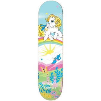 Enjoi 8.125 Raemers Cool World R7 Skateboard