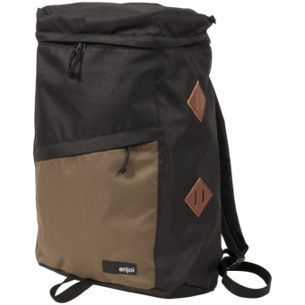 Enjoi Black Wolfpack Backpack