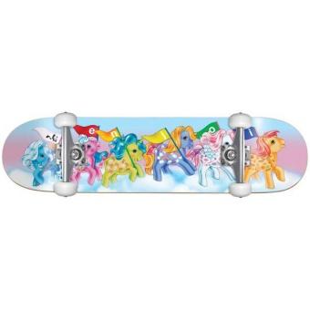 Enjoi 7.625 ML Pony Komplett Skateboard