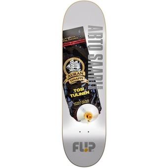 Flip 8.13 Sidemission Mustard Skateboard