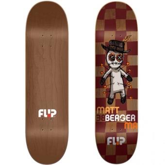 Flip 8.0 ZC2 Berger Skateboard