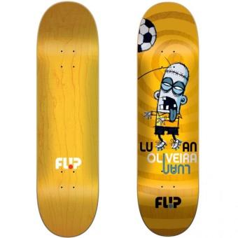 Flip 8.0 ZC2 Oliveira Skateboard